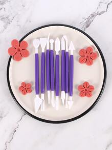 8pcs Cake Carving Tool