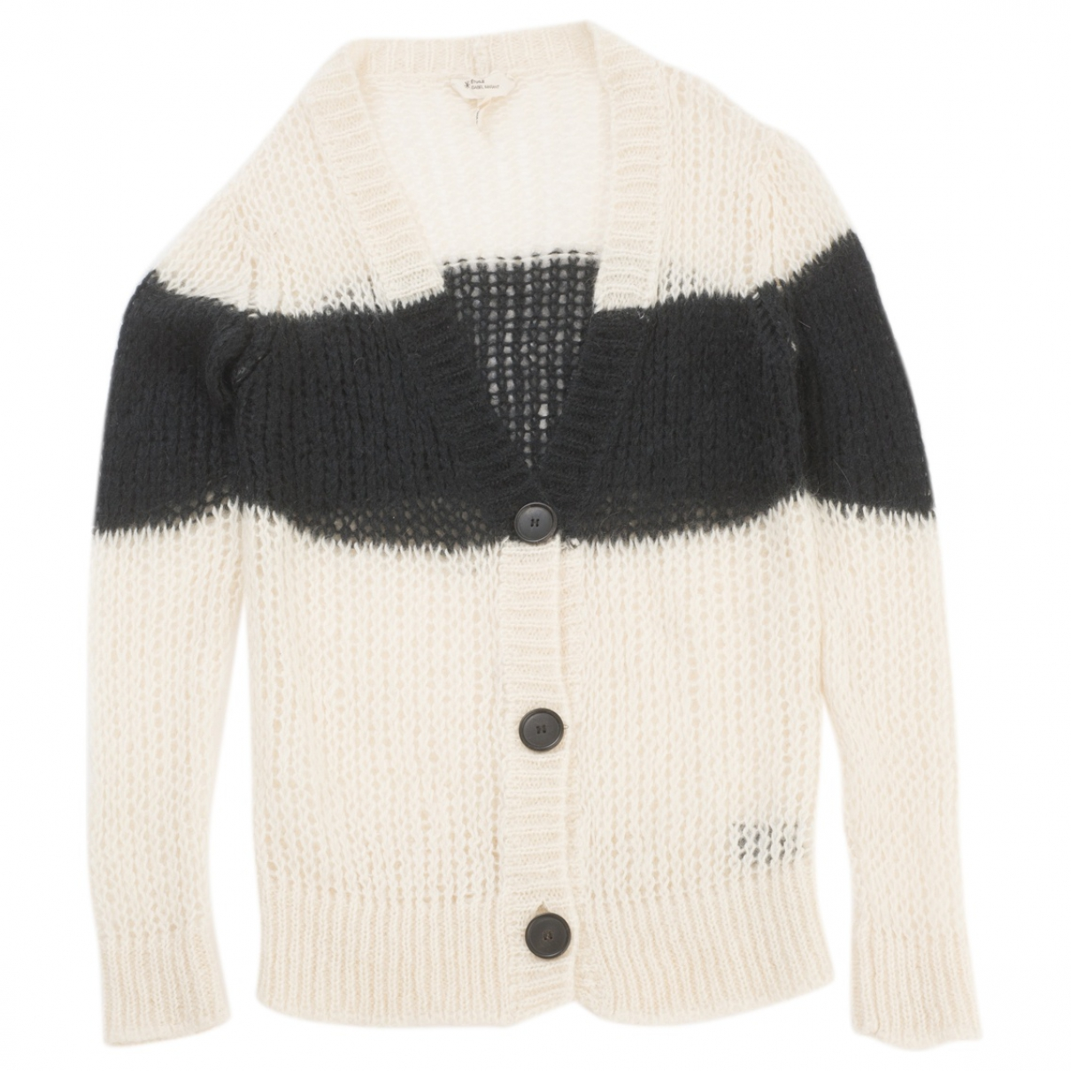 Isabel Marant Etoile \N Ecru Wool Knitwear for Women 1