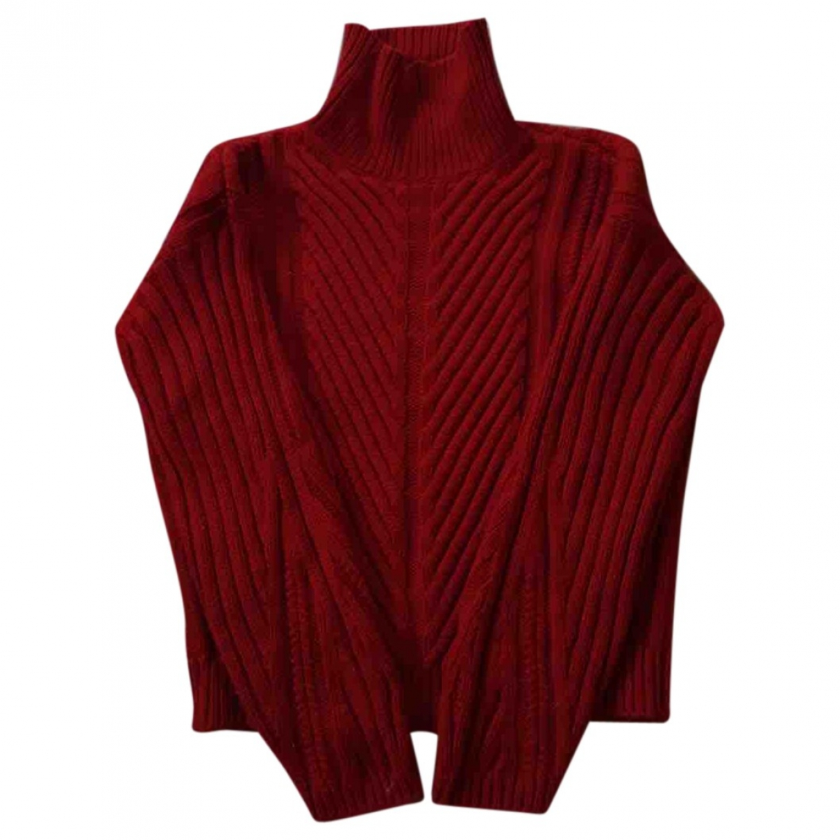 Massimo Dutti \N Red Cotton  top for Women S International
