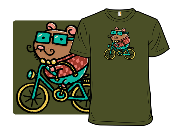 Hampster T Shirt