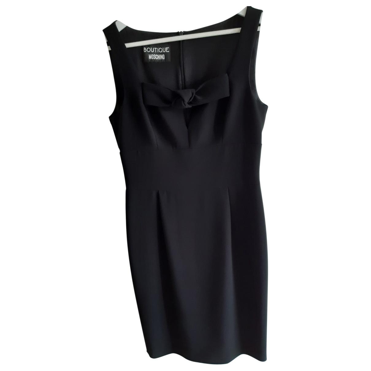 Moschino \N Black dress for Women 38 FR
