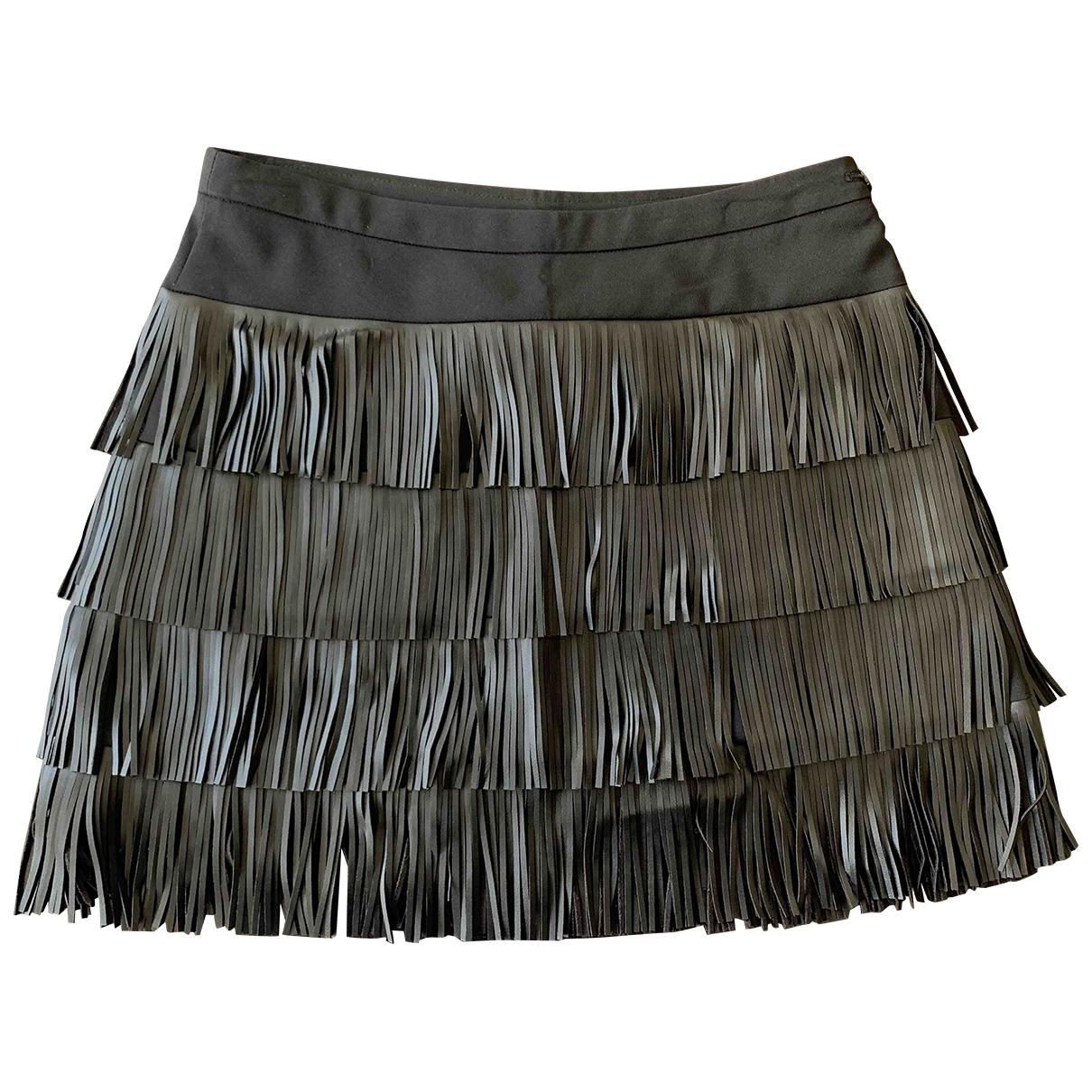 Patrizia Pepe \N Black skirt for Women 42 IT