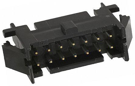 Hirose , DF11, 20 Way, 2 Row, Straight PCB Header (100)