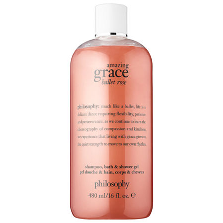 philosophy Amazing Grace Ballet Rose Shampoo, Bath, & Shower Gel, One Size , Multiple Colors