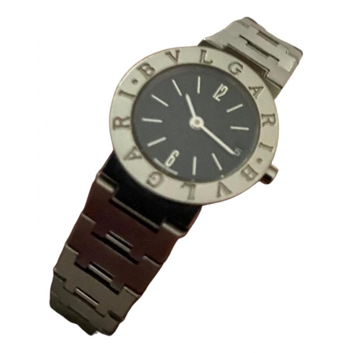 Bvlgari Bulgari Bulgari Metallic Steel watch for Women \N