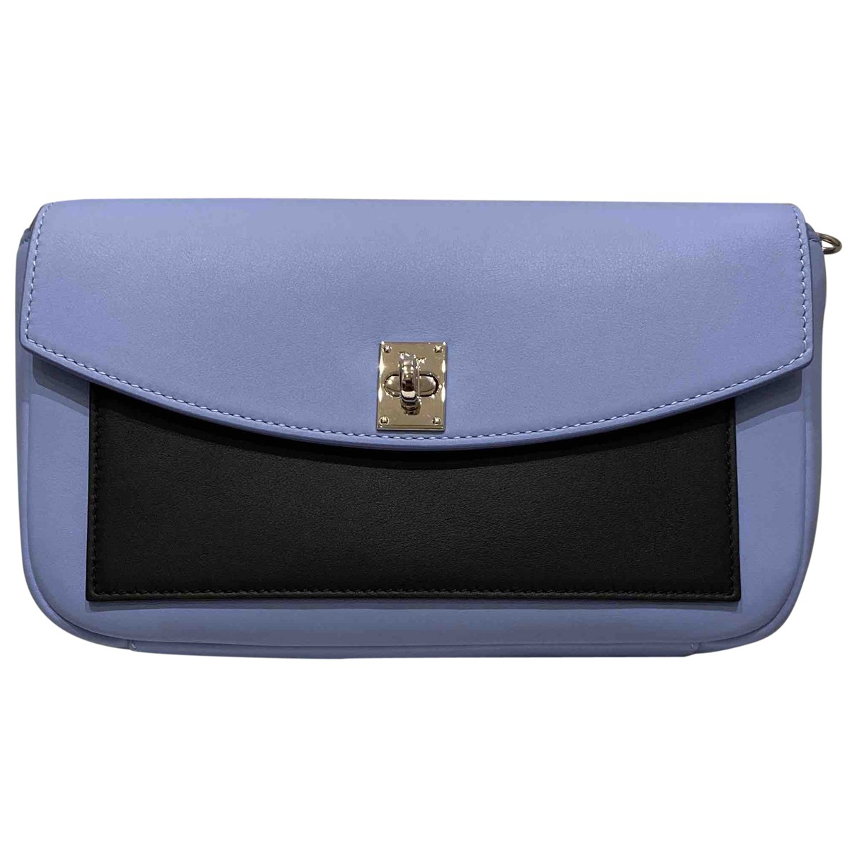 Dior \N Blue Leather Clutch bag for Women \N