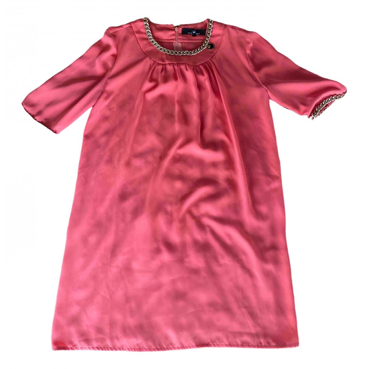 Elisabetta Franchi \N Orange dress for Women 44 IT