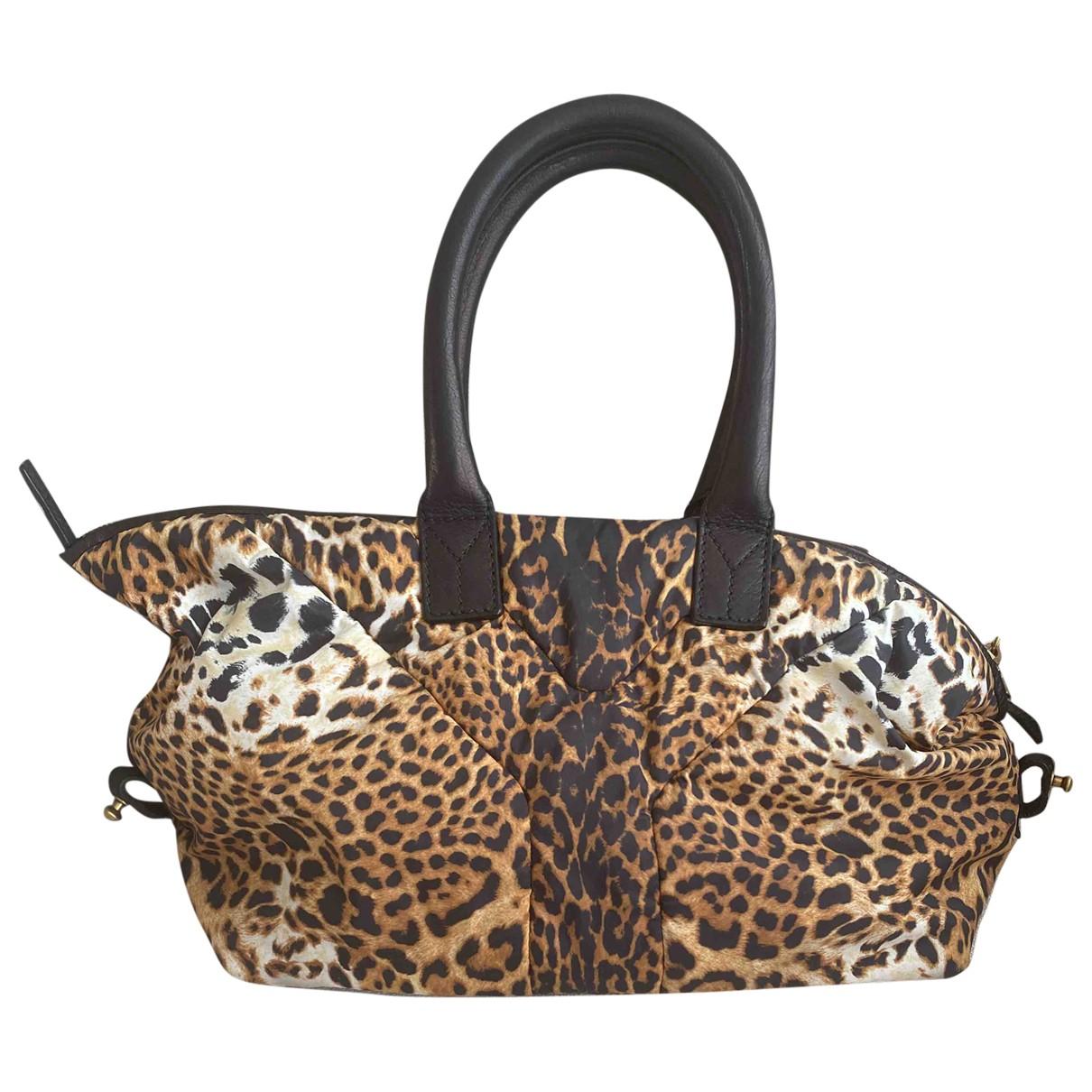 Yves Saint Laurent Easy Multicolour Cloth handbag for Women \N