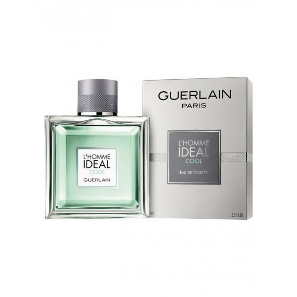 Guerlain - L'homme Idéal Cool : Eau de Toilette Spray 3.4 Oz / 100 ml