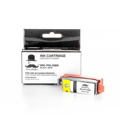 Compatible Canon PIXMA iP100 cartouche encre noire de Moustache