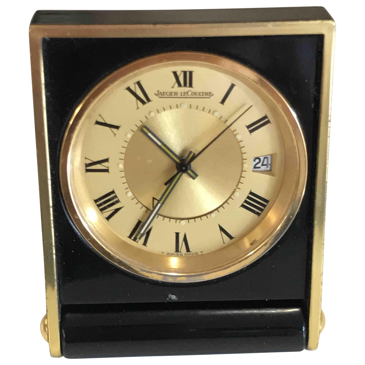 Jaeger-lecoultre \N Black Gold plated Home decor for Life & Living \N