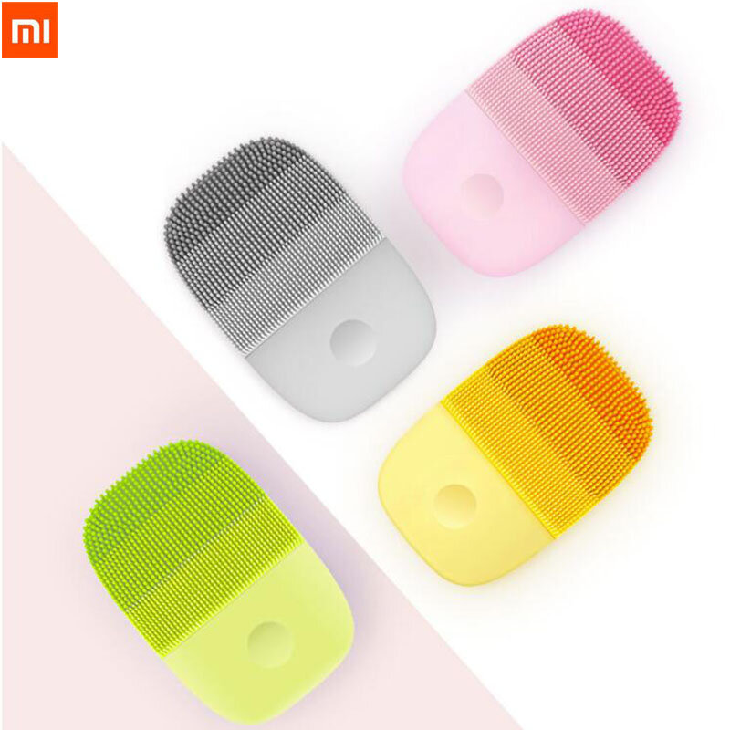 Electric Deep Facial Cleaning Massage Brush Sonic Waterproof Face Washing from XIAOMI Ecosystem