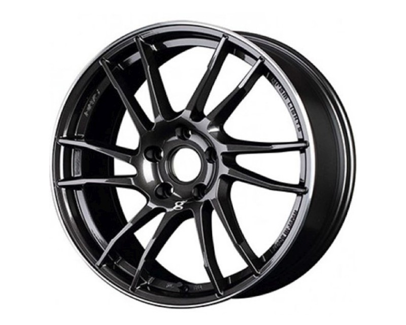 GramLights WGXX30EAAJ 57XTC Wheel 18x9.5 5x114.3 30mm Super Dark Gunmetal