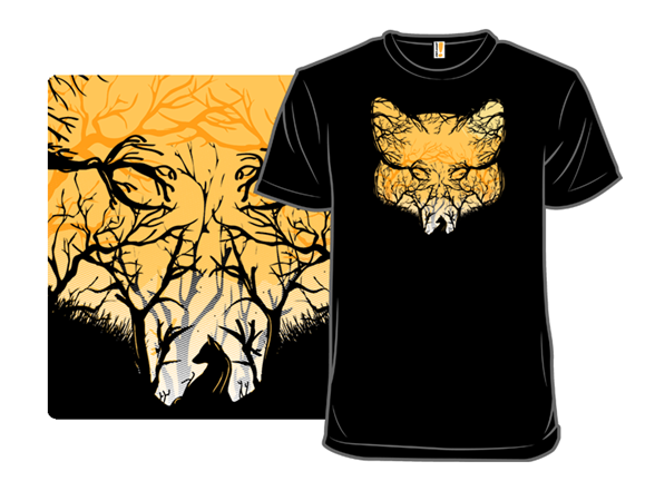 Morning Fox T Shirt