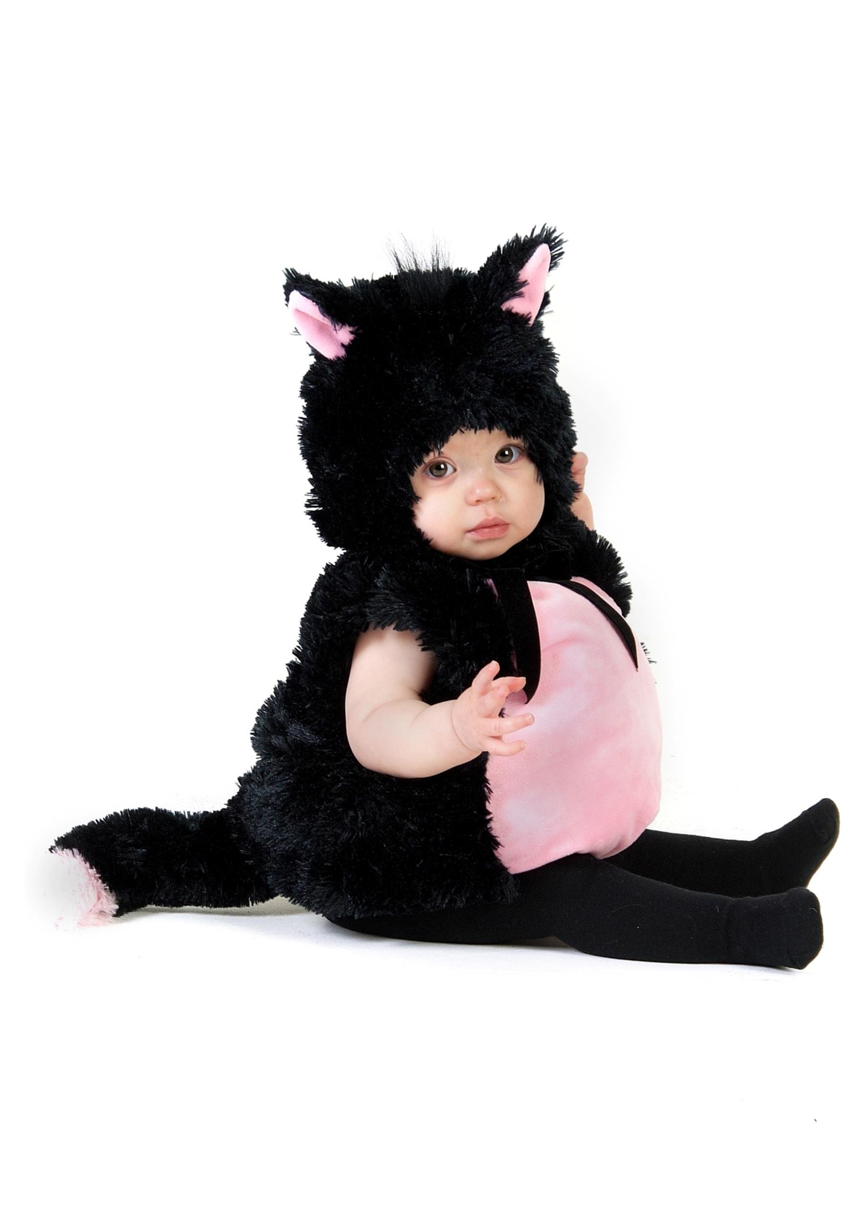 Plump Baby Kitty Costume for Girls