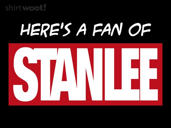 A Fan Of Stan T Shirt