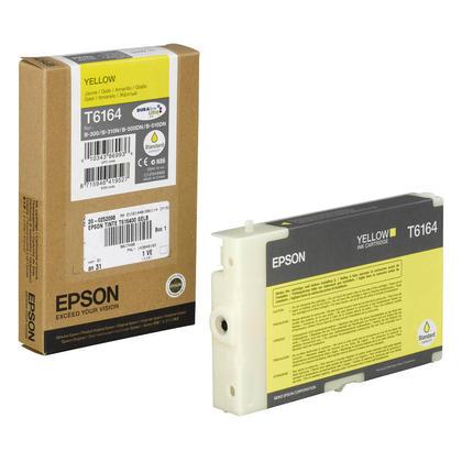 Epson T616400 cartouche d'encre originale jaune