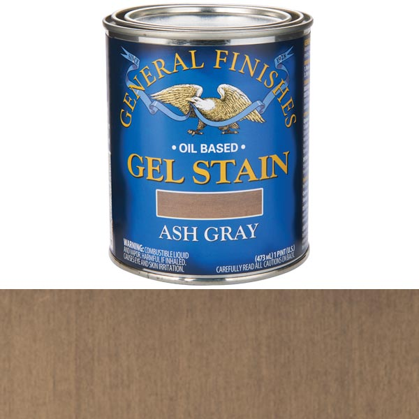 Ash Stain Gel Solvent Based Pint