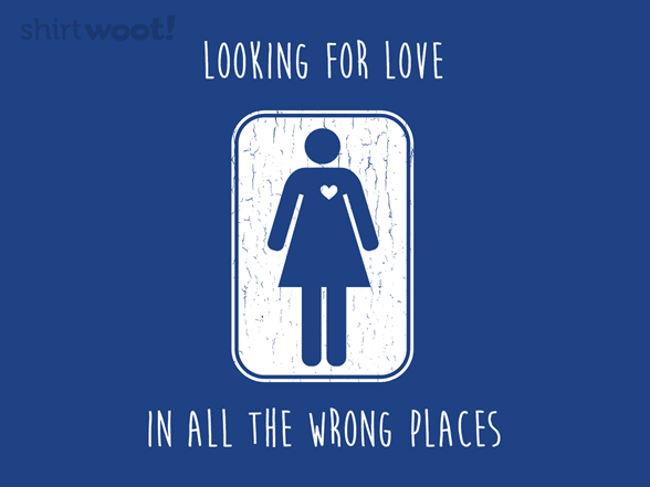 Looking For Love - Women T Shirt