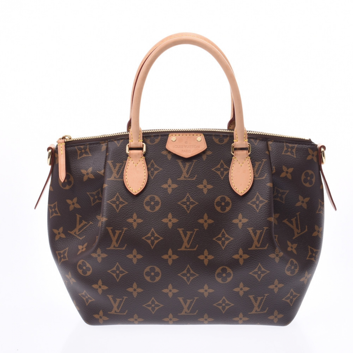 Louis Vuitton Turenne Brown Cloth handbag for Women \N