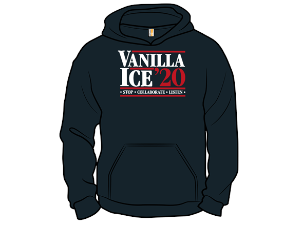 Vanilla Candidate T Shirt