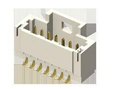 Samtec , T1M, 5 Way, 1 Row, Vertical PCB Header (975)