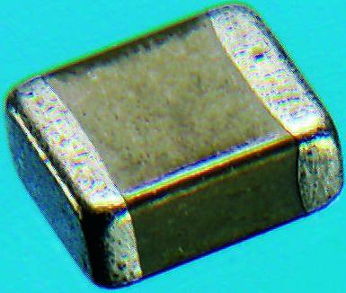 Murata , 0201 (0603M) 680pF Multilayer Ceramic Capacitor MLCC 25V dc ±10% , SMD GRM033R11E681KA01D (500)