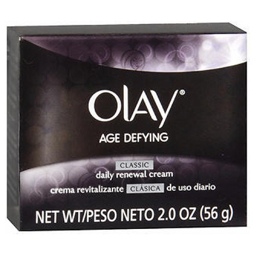 Olay Age Defying Daily Renewal Skin Cream 2 oz by Olay