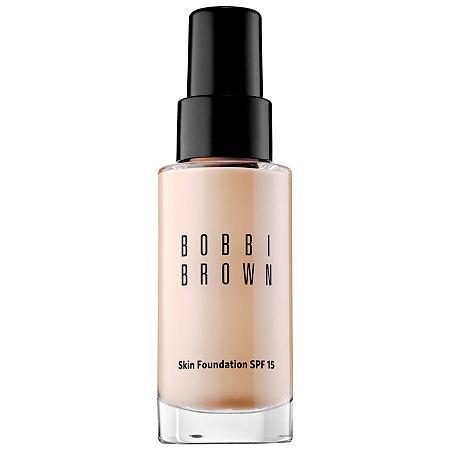 Bobbi Brown Skin Foundation SPF 15, One Size , Beige