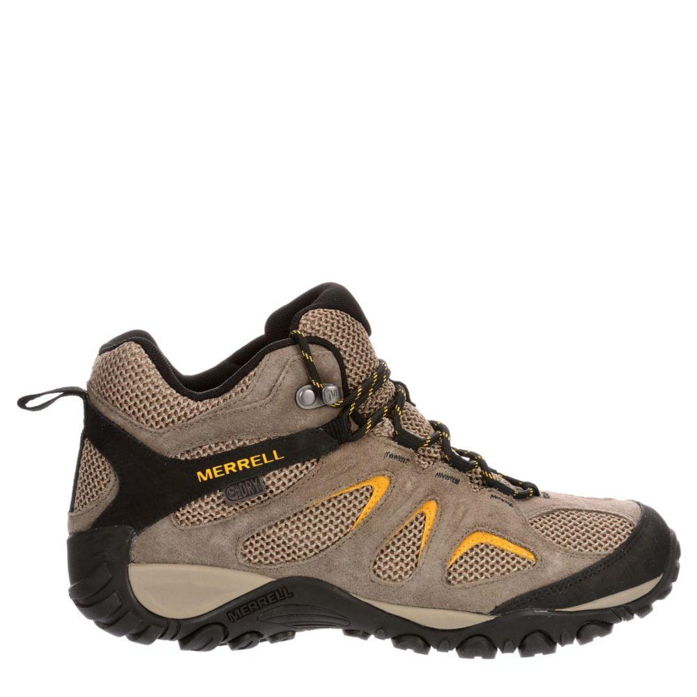 Merrell Mens Yokota 2 Mid Waterproof Hiking Boot