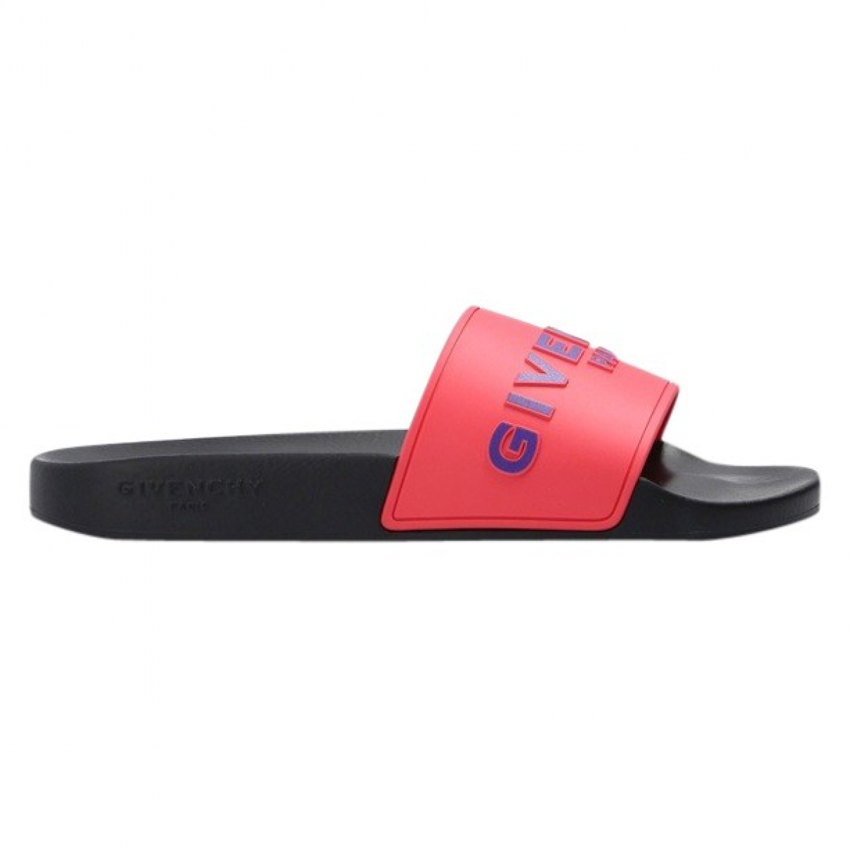 Givenchy \N Pink Rubber Sandals for Women 37 EU
