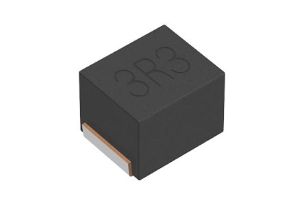TDK , NLFV-EF, SMD Shielded Wire-wound SMD Inductor with a Ferrite Core, 4.7 μH ±20% 210mA Idc (2000)
