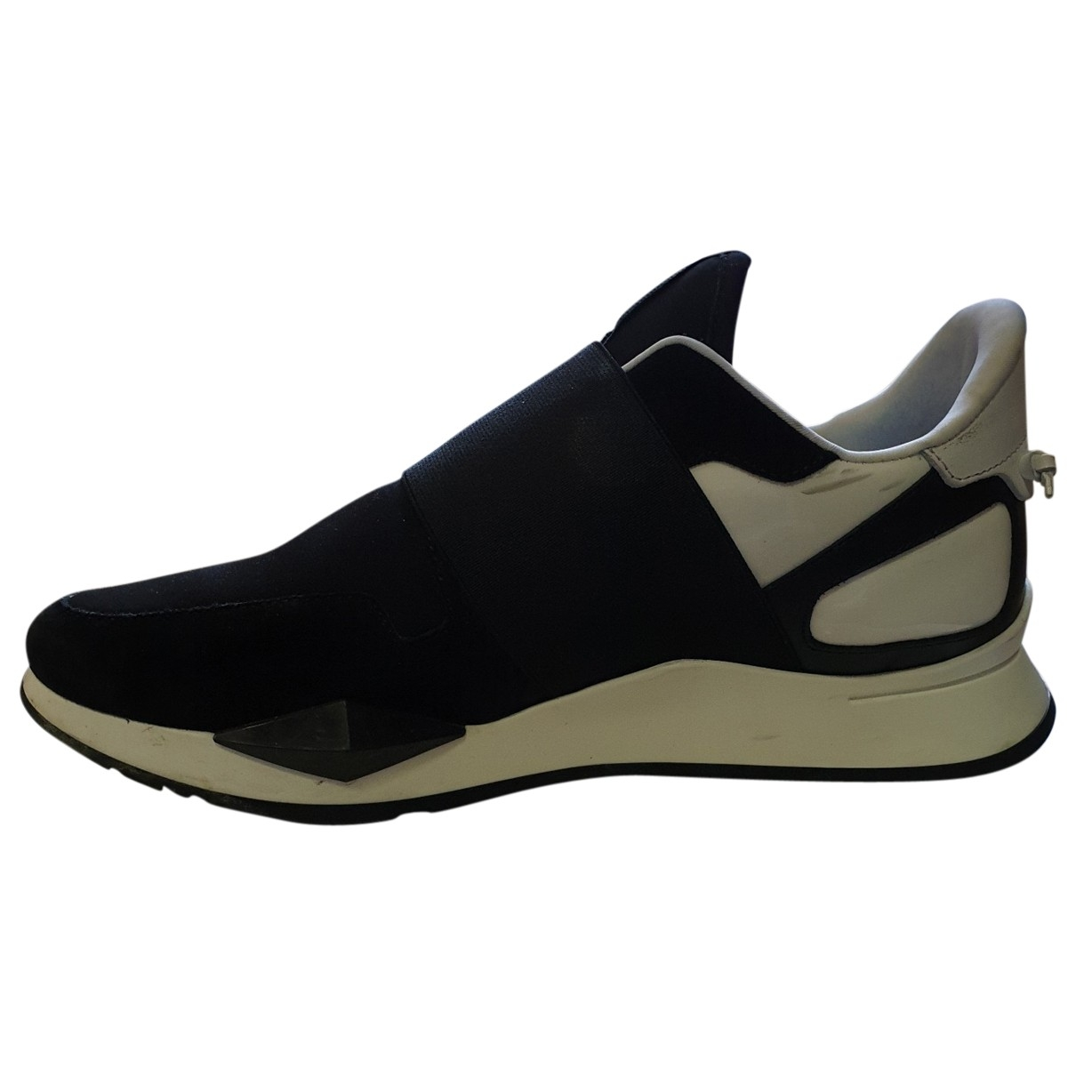Givenchy \N Black Cloth Trainers for Women 38 EU