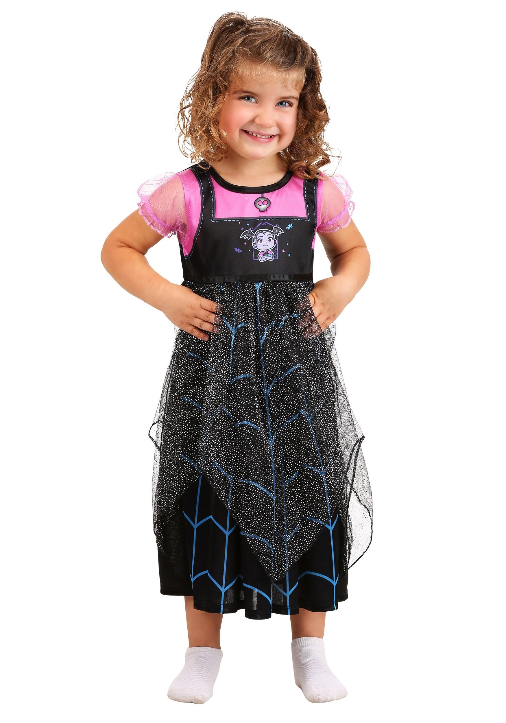 Vampirina Toddler Fantasy Nightgown for Girls