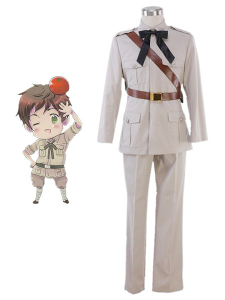 Milanoo Axis Powers Hetalia Spain Halloween Cosplay Costume Halloween