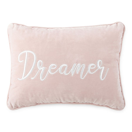 Home Expressions Dreamer Rectangular Throw Pillow, One Size , Multiple Colors
