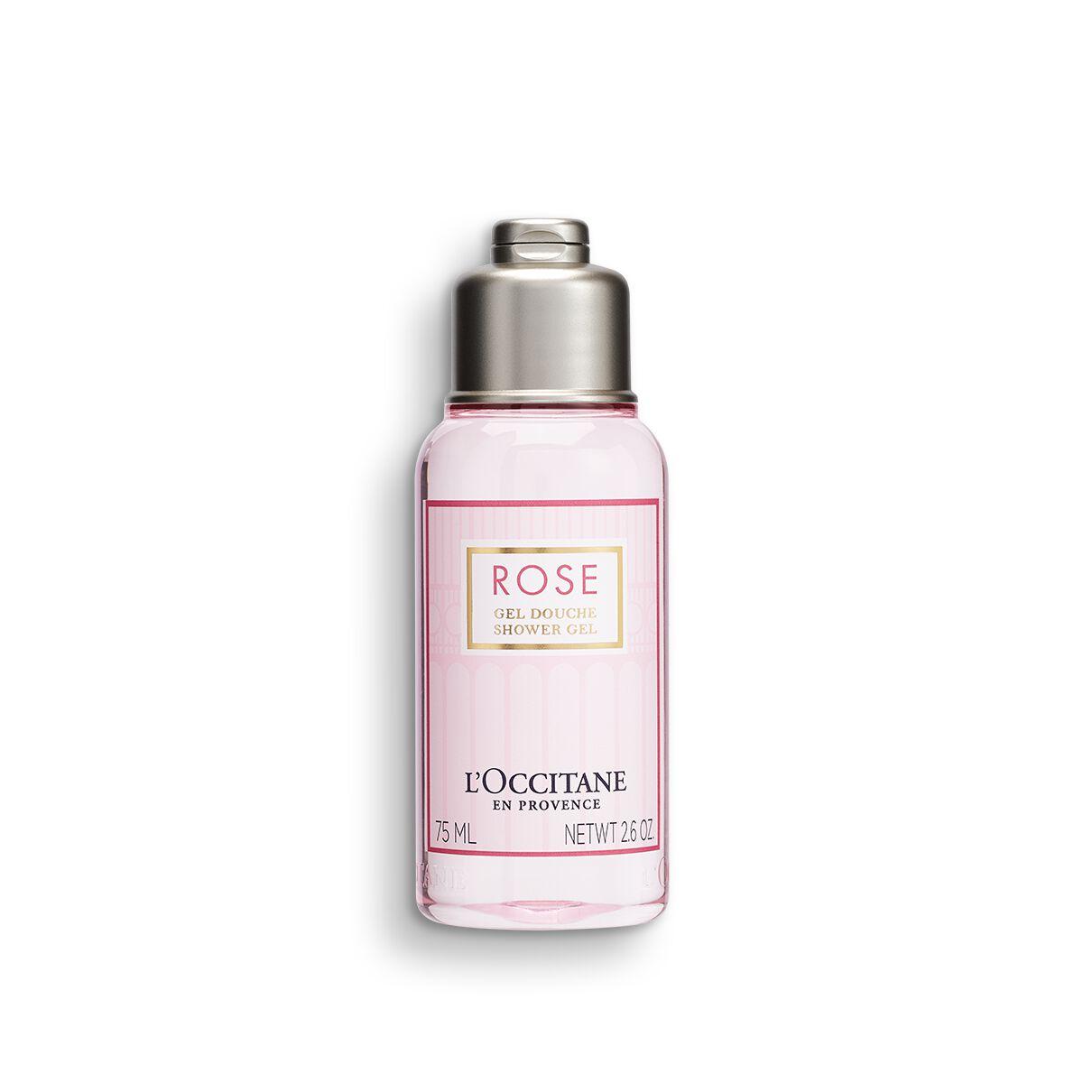 Rose Shower Gel 2.6 oz.
