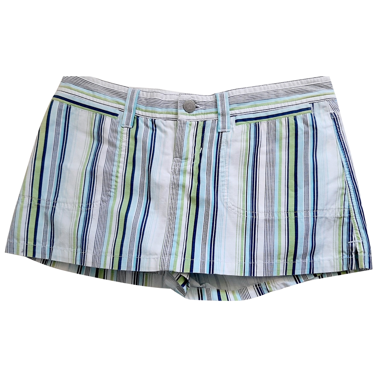 Abercrombie & Fitch \N Multicolour Cotton skirt for Women 0 0-5