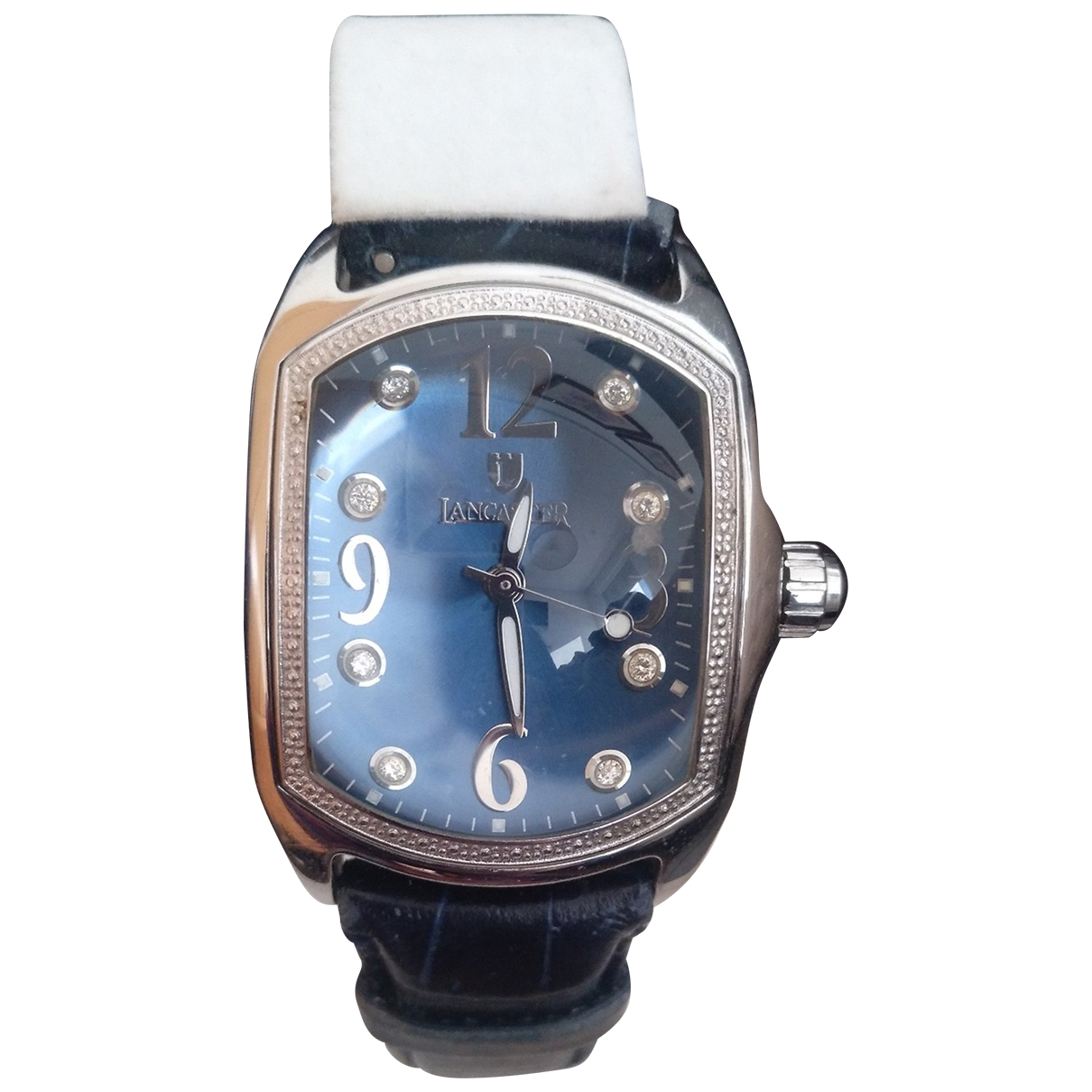 Lancaster \N Blue Steel watch for Women \N