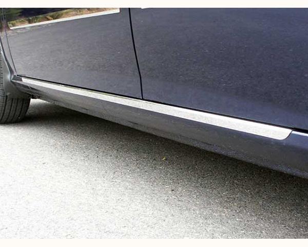 Quality Automotive Accessories 2-Piece Rocker Panel Accent Trim Kit Hyundai Elantra 2007