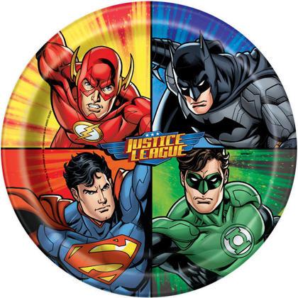 Justice League Round 9