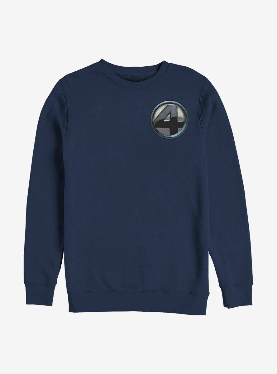 Marvel Fantastic Four Fantastic Costume Sweatshirt