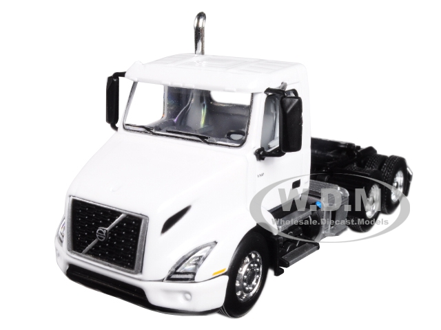 Volvo VNR 300 Day Cab White 1/64 Diecast Model by First Gear