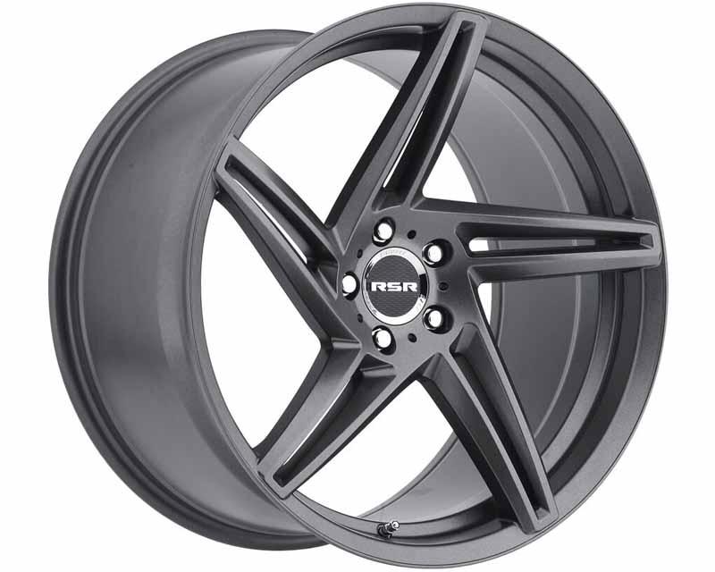 RSR Graphite  Type R802 Wheel 20x10 5x114.3 20mm