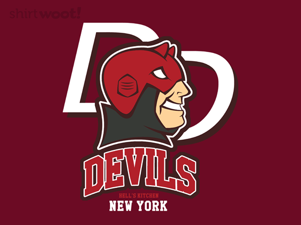 Red Devils T Shirt