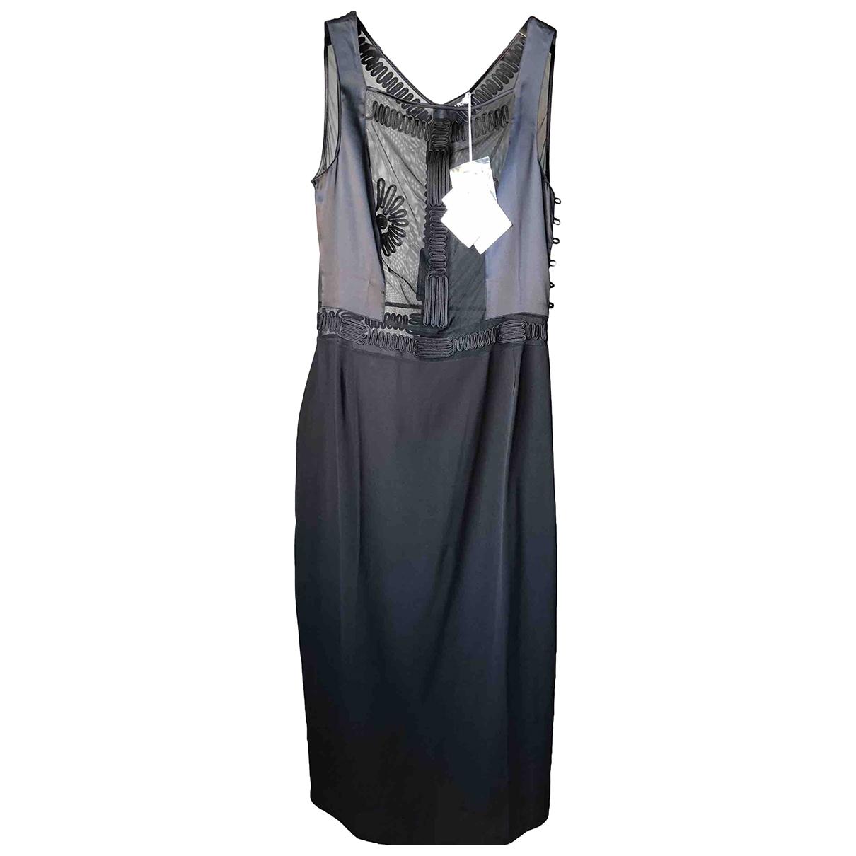 La Perla \N Black Silk dress for Women M International