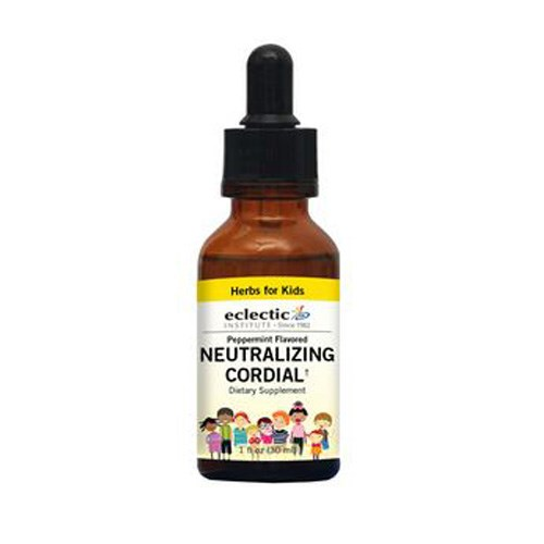 Neutralizing Cordial Kid - Peppermint 1 OZ by Eclectic Institute Inc