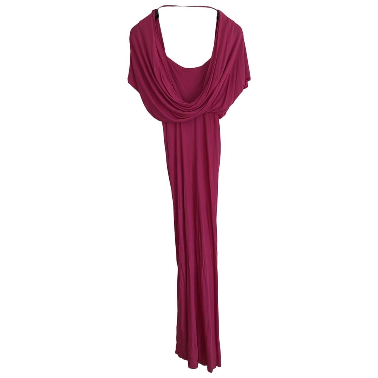 John Galliano \N Pink dress for Women 40 FR