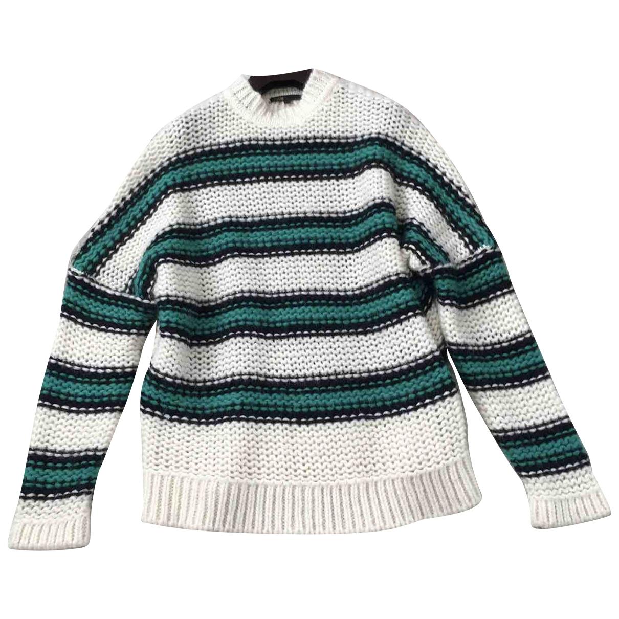 Maje Fall Winter 2019 Green Wool Knitwear for Women L International