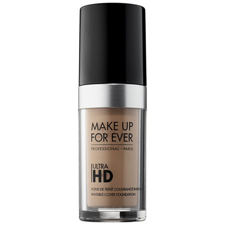 MAKE UP FOR EVER Ultra HD Invisible Cover Foundation, One Size , Beige